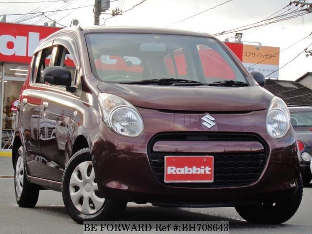 Used 2012 SUZUKI ALTO BH708643 for Sale
