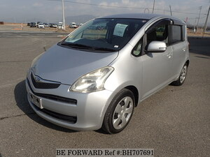 Used 2007 TOYOTA RACTIS BH707691 for Sale