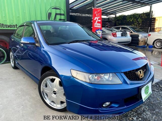 Used 2003 HONDA ACCORD BH708651 for Sale
