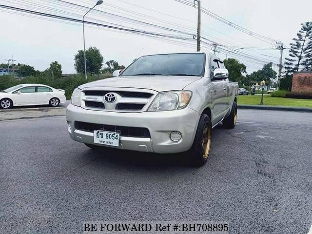 Used 2005 TOYOTA HILUX BH708895 for Sale