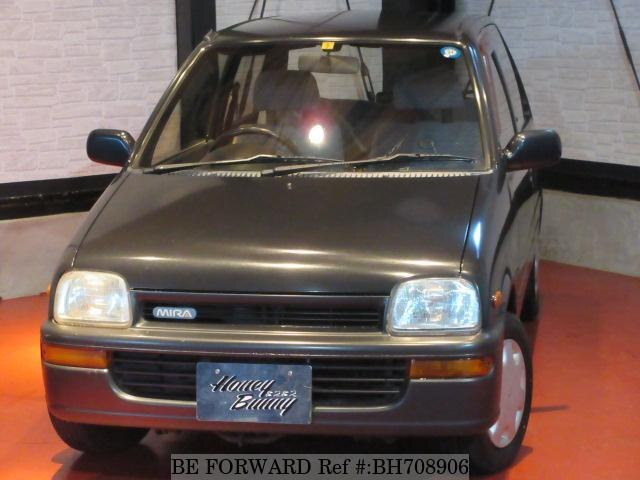 Used 1993 DAIHATSU MIRA BH708906 for Sale