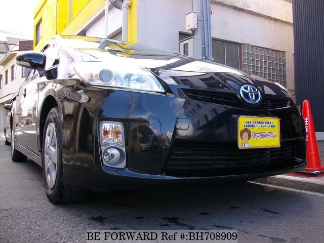 Used 2011 TOYOTA PRIUS BH708909 for Sale