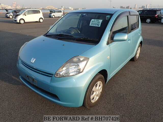 Used 2006 TOYOTA PASSO BH707426 for Sale