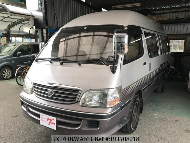 Used 2001 TOYOTA HIACE WAGON BH708918 for Sale