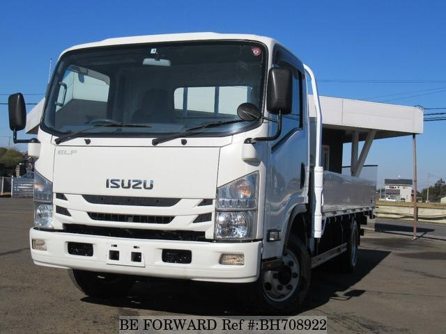 Used 2015 ISUZU ELF TRUCK BH708922 for Sale