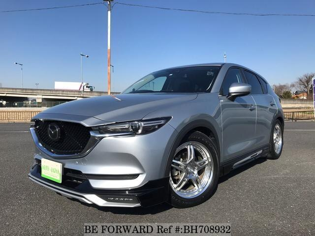 Used 2017 MAZDA CX-5 BH708932 for Sale