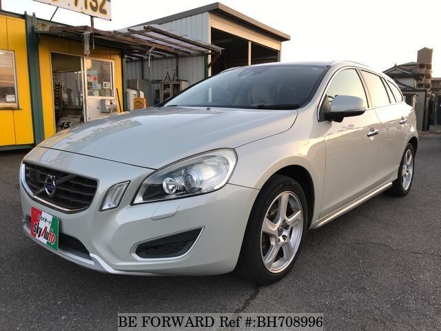 Used 2011 VOLVO V60 BH708996 for Sale