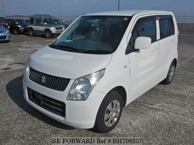 Used 2011 SUZUKI WAGON R BH708237 for Sale