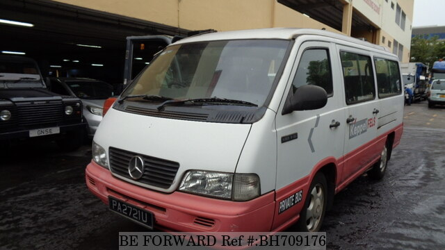 Used 2001 MERCEDES-BENZ MERCEDES-BENZ OTHERS BH709176 for Sale