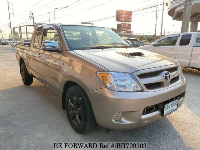 Used 2008 TOYOTA HILUX BH709303 for Sale