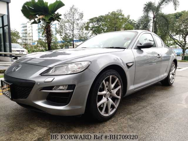 Used 2010 MAZDA RX-8 BH709320 for Sale