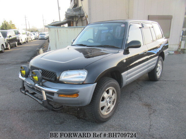 Used 1996 TOYOTA RAV4 BH709724 for Sale