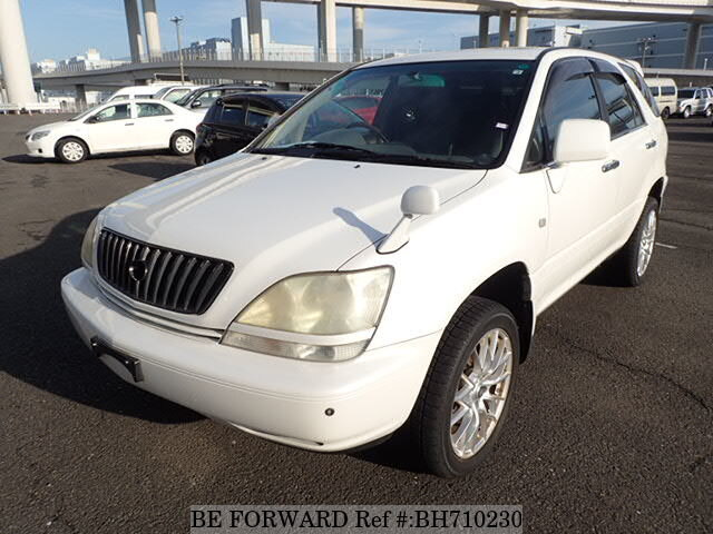 Used 2002 TOYOTA HARRIER BH710230 for Sale