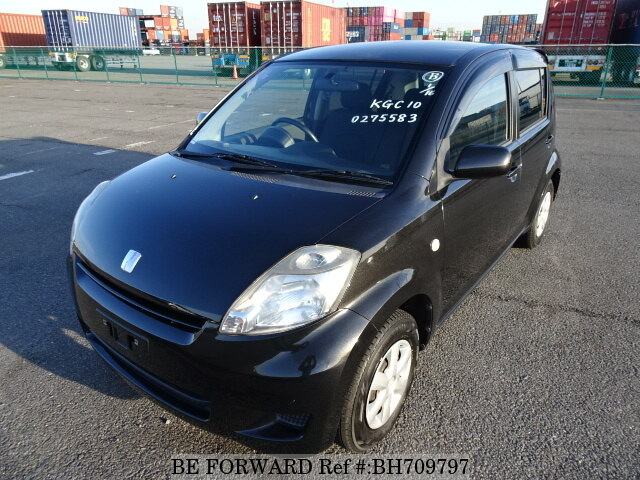 Used 2009 TOYOTA PASSO BH709797 for Sale