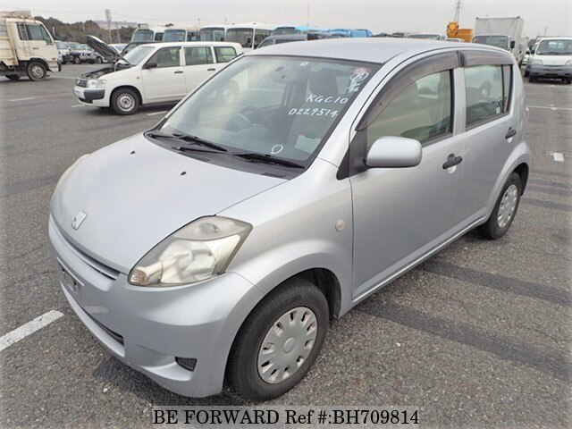 Used 2009 TOYOTA PASSO BH709814 for Sale