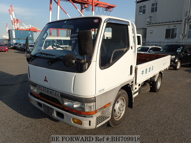 Used 1995 MITSUBISHI CANTER BH709918 for Sale