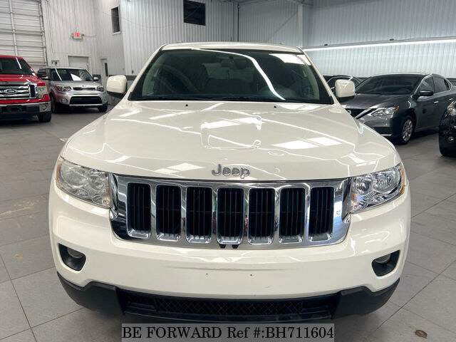 Used 2011 JEEP GRAND CHEROKEE BH711604 for Sale