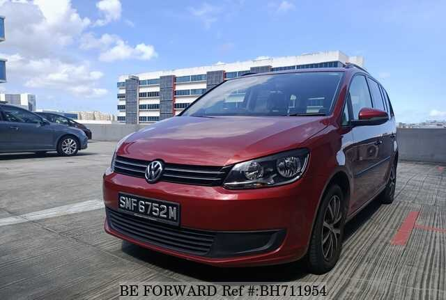 Used 2011 VOLKSWAGEN TOURAN BH711954 for Sale