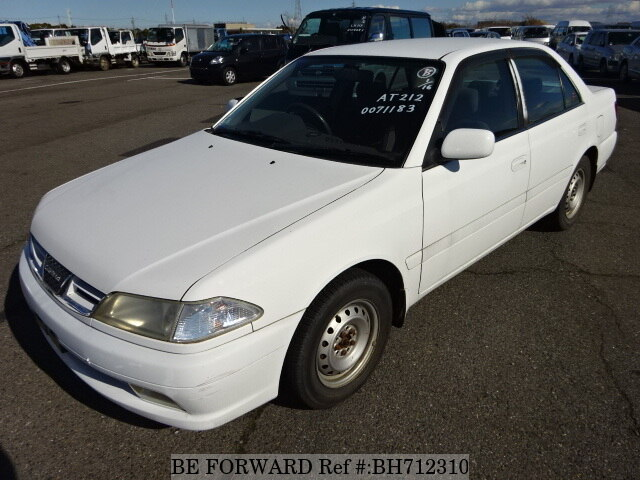 Used 2000 TOYOTA CARINA BH712310 for Sale