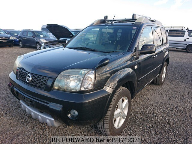Used 2004 NISSAN X-TRAIL BH712373 for Sale