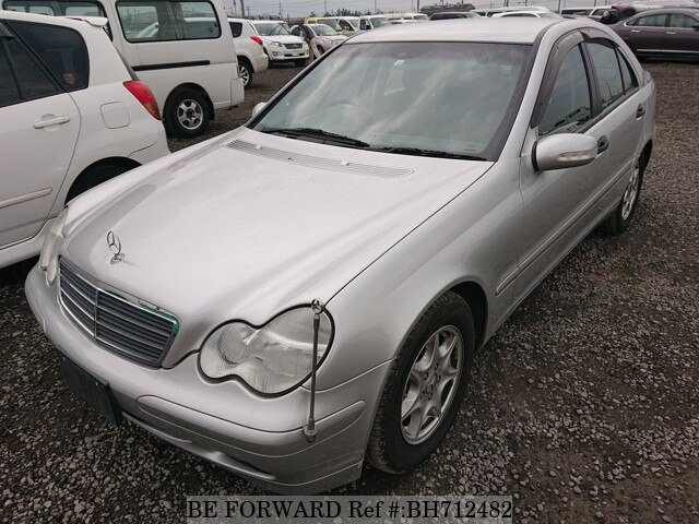 Used 2002 MERCEDES-BENZ C-CLASS BH712482 for Sale