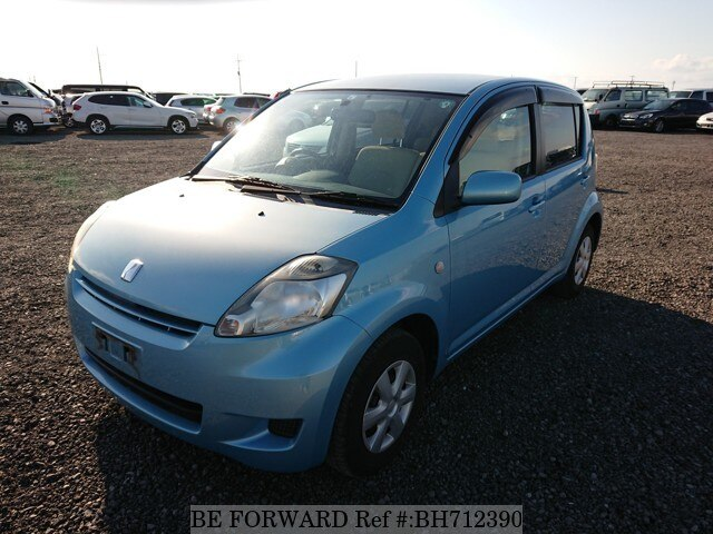 Used 2009 TOYOTA PASSO BH712390 for Sale