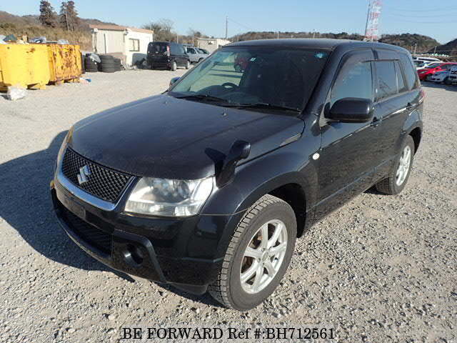 Used 2007 SUZUKI ESCUDO BH712561 for Sale