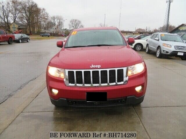 Used 2011 JEEP GRAND CHEROKEE BH714280 for Sale