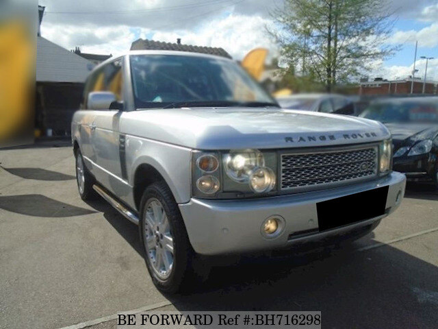 Used 2003 LAND ROVER RANGE ROVER BH716298 for Sale