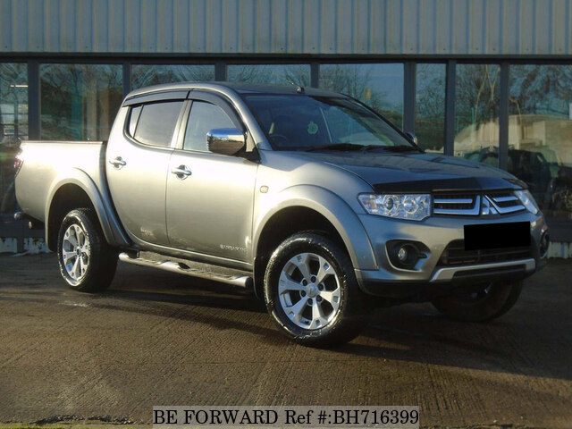 Used 2014 MITSUBISHI L200 BH716399 for Sale