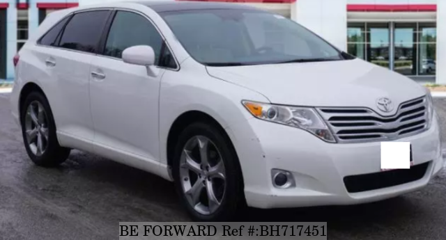 Used 2009 TOYOTA VENZA BH717451 for Sale