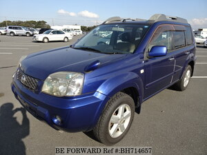 Used 2003 NISSAN X-TRAIL BH714657 for Sale