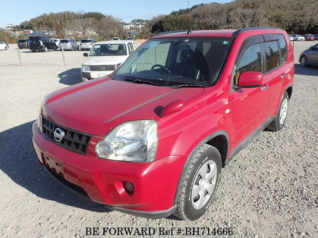 Used 2008 NISSAN X-TRAIL BH714666 for Sale