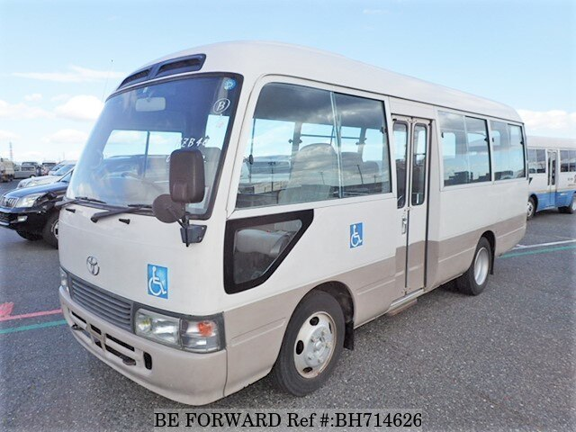 Used 1994 TOYOTA COASTER BH714626 for Sale