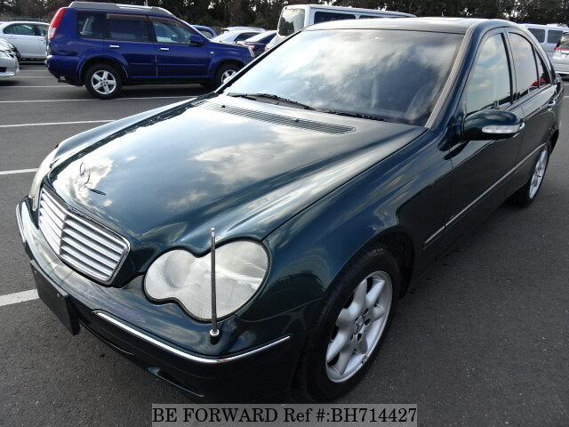 Used 2001 MERCEDES-BENZ C-CLASS BH714427 for Sale