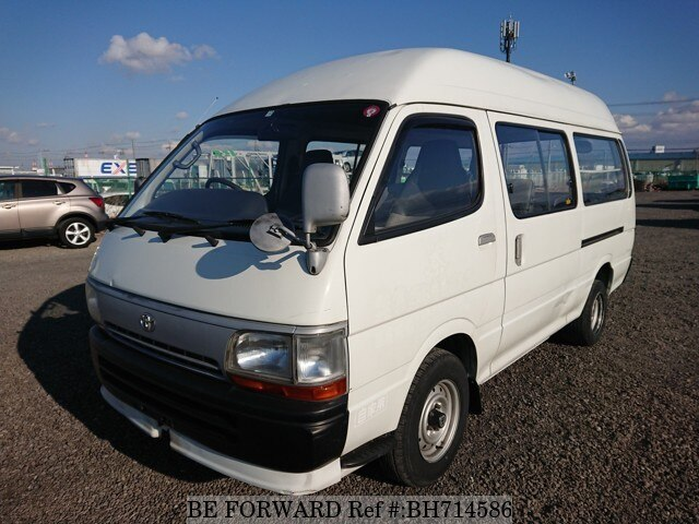 Used 1994 TOYOTA HIACE VAN BH714586 for Sale
