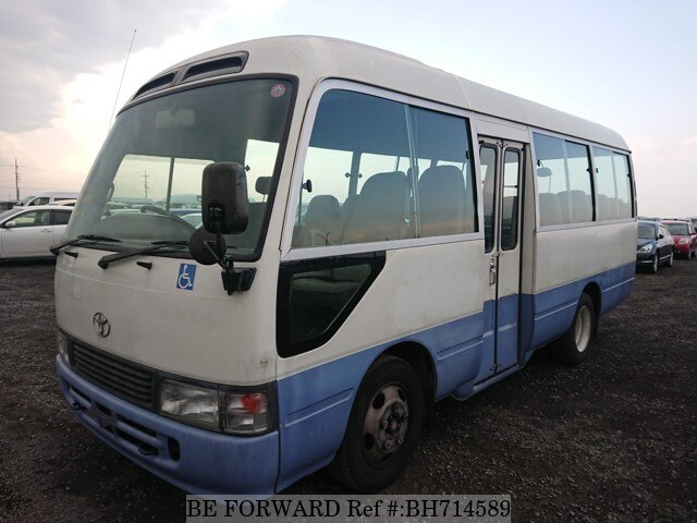 Used 2001 TOYOTA COASTER BH714589 for Sale