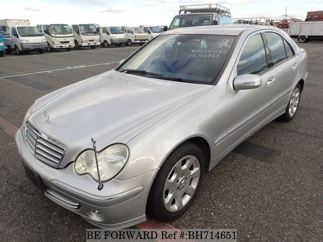 Used 2004 MERCEDES-BENZ C-CLASS BH714651 for Sale