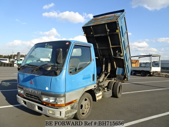 Used 1996 MITSUBISHI CANTER BH715656 for Sale
