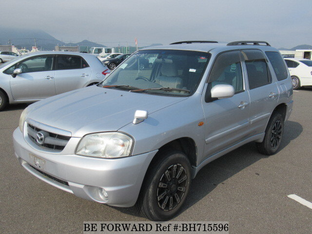 Used 2001 MAZDA TRIBUTE BH715596 for Sale