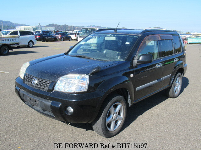 Used 2006 NISSAN X-TRAIL BH715597 for Sale