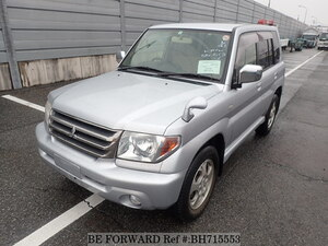 Used 2006 MITSUBISHI PAJERO IO BH715553 for Sale