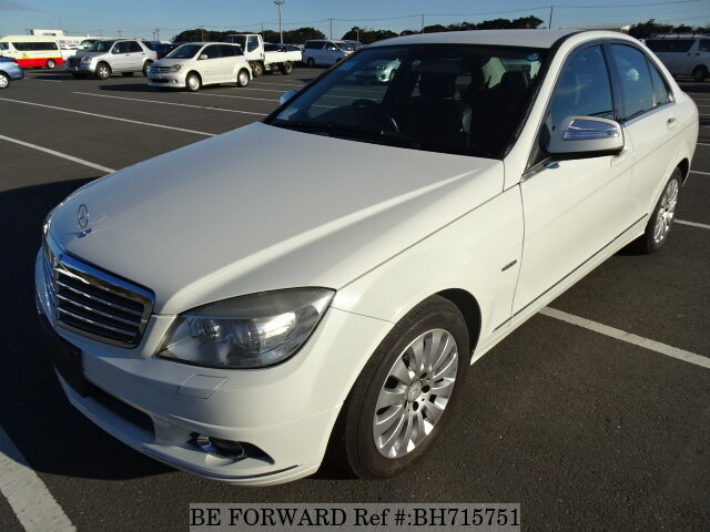 Used 2007 MERCEDES-BENZ C-CLASS BH715751 for Sale