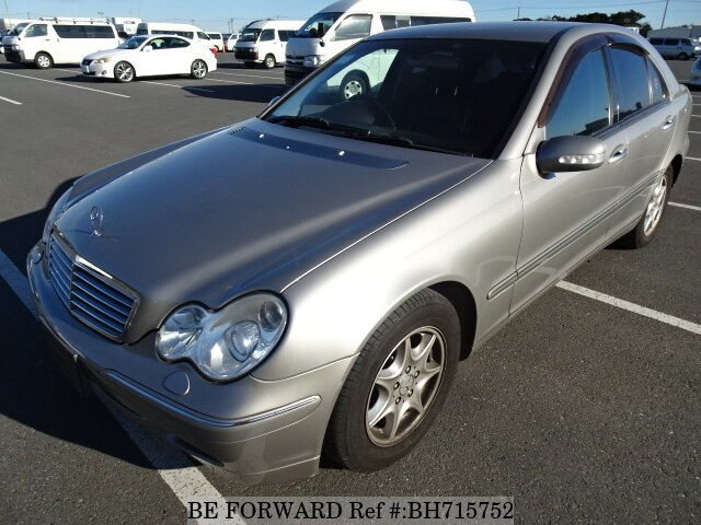 Used 2004 MERCEDES-BENZ C-CLASS BH715752 for Sale