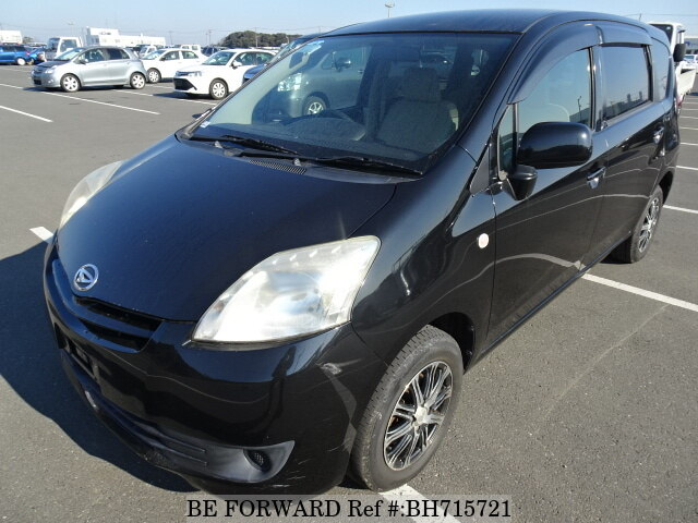 Used 2009 DAIHATSU BOON LUMINAS BH715721 for Sale