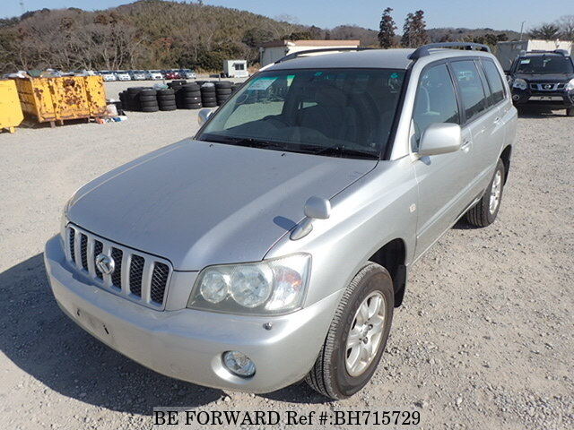 Used 2000 TOYOTA KLUGER BH715729 for Sale