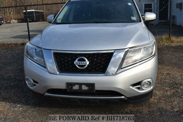 Used 2013 NISSAN PATHFINDER BH718763 for Sale