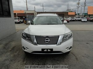 Used 2013 NISSAN PATHFINDER BH718764 for Sale