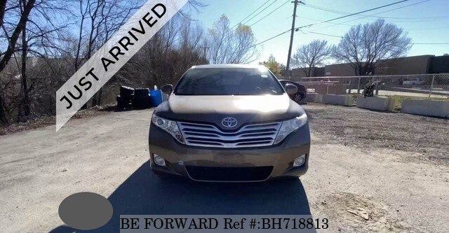 Used 2010 TOYOTA VENZA BH718813 for Sale