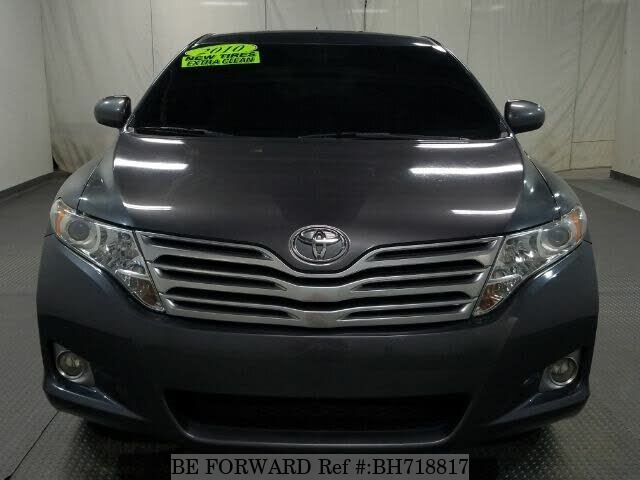 Used 2010 TOYOTA VENZA BH718817 for Sale